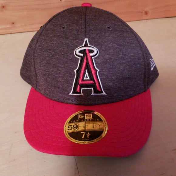 6a973b4f22c LA Angels MLB 59 Fifty New Era Size 7 7 8 NWT!